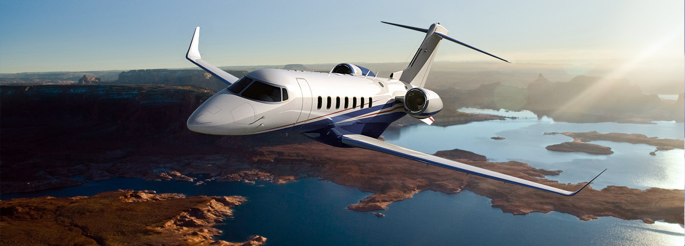 Charter the Learjet 85 Private Jet