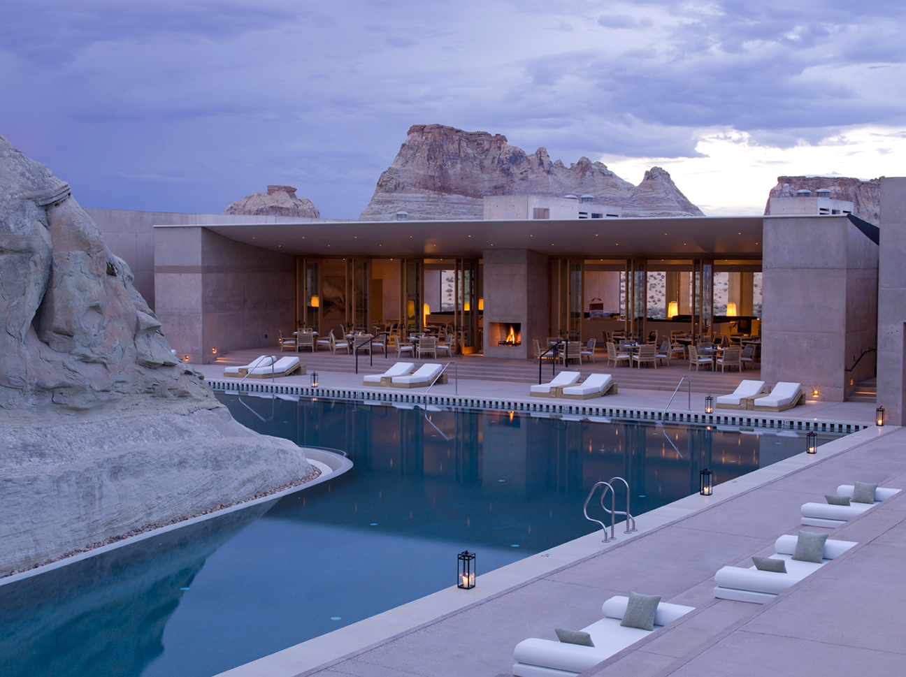 How to get to Amangiri Resort