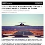 Four Seasons Private Jet Partnership